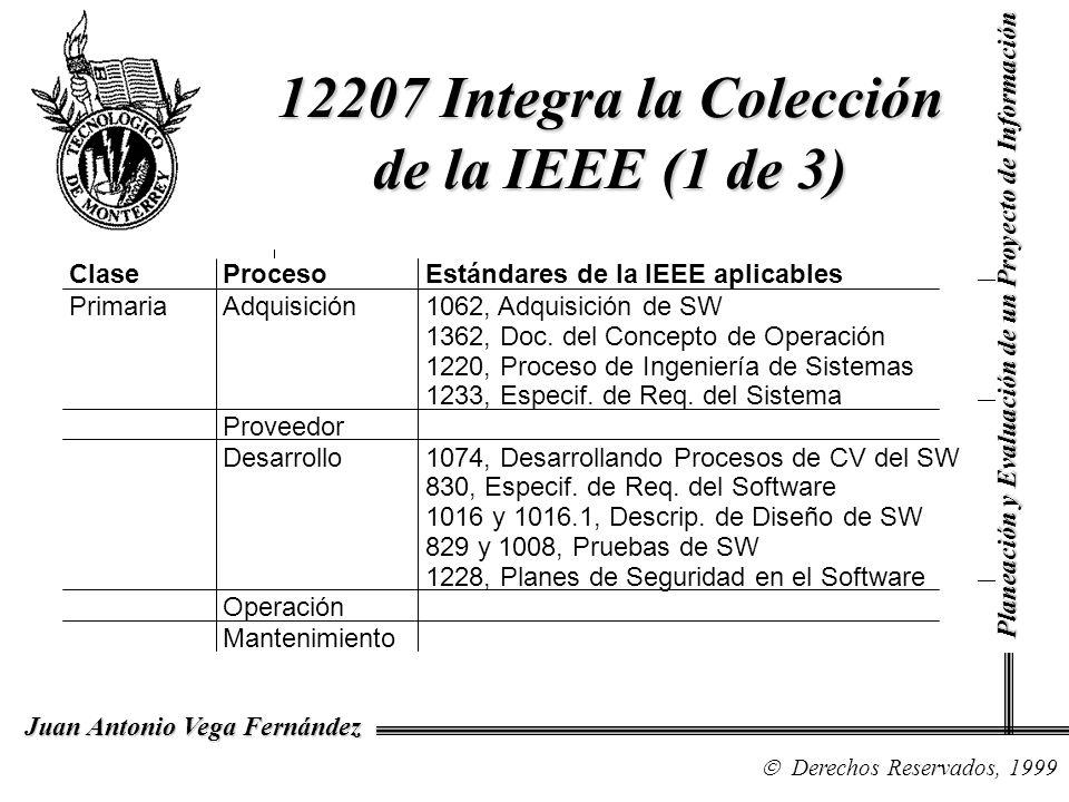 12207 Integra la Colección de la IEEE (1 de 3)