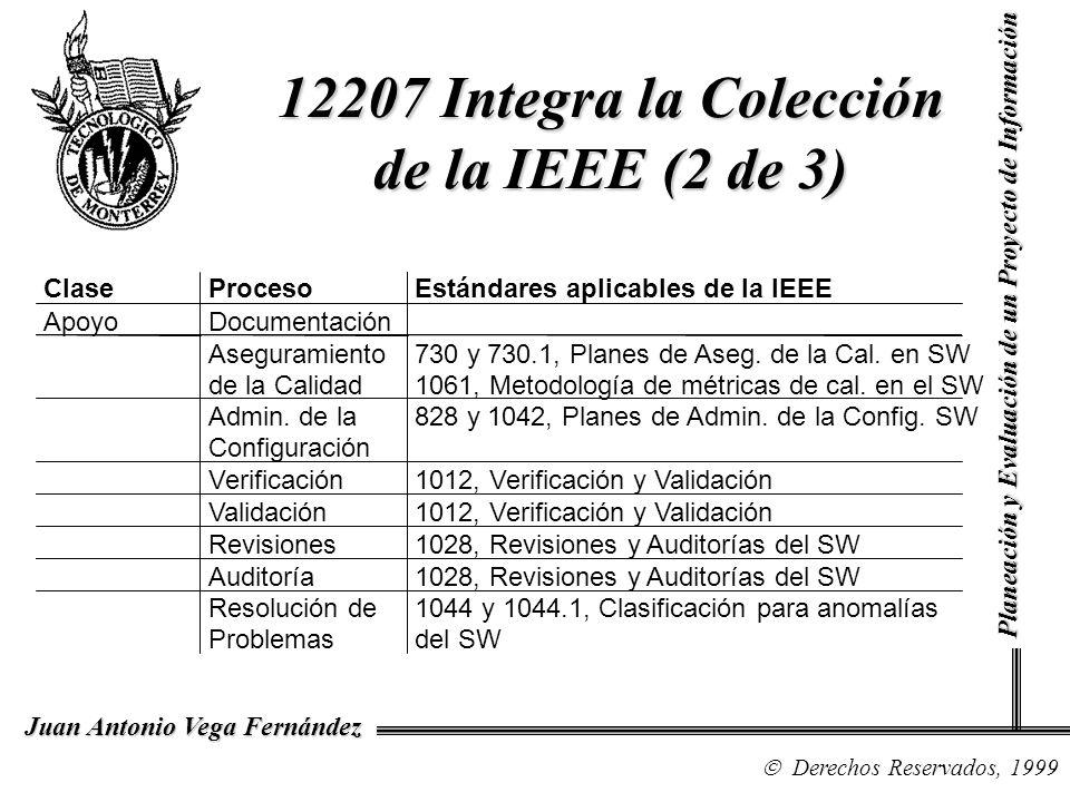12207 Integra la Colección de la IEEE (2 de 3)