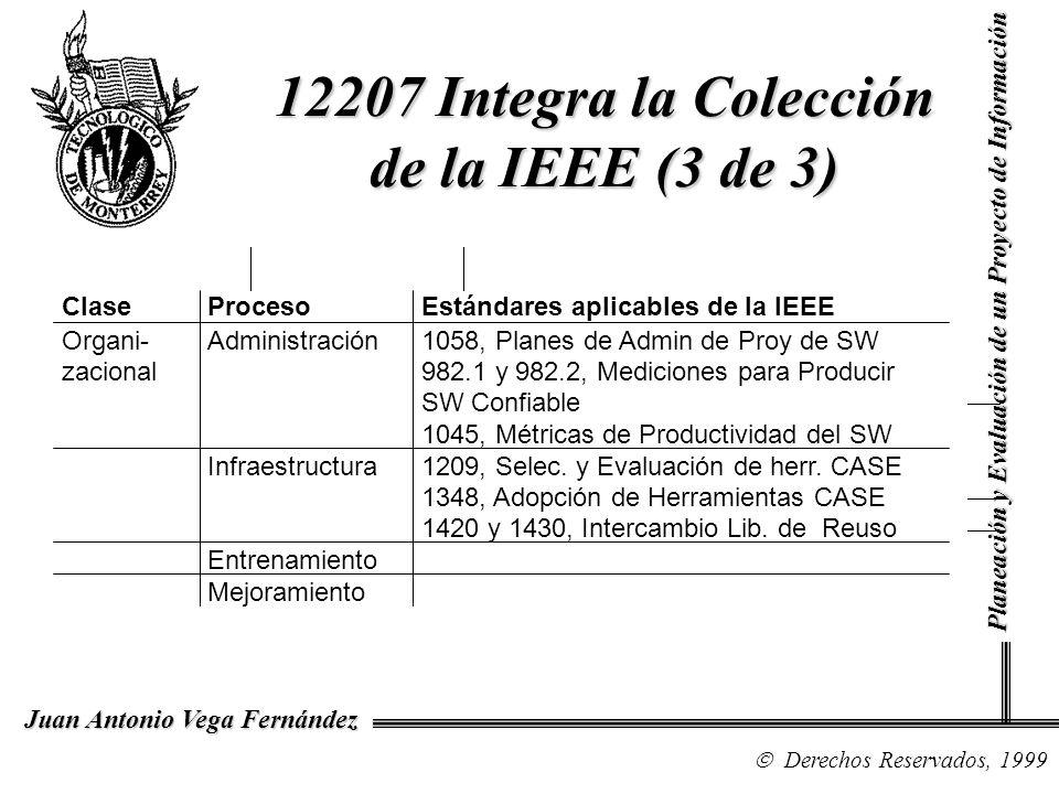 12207 Integra la Colección de la IEEE (3 de 3)