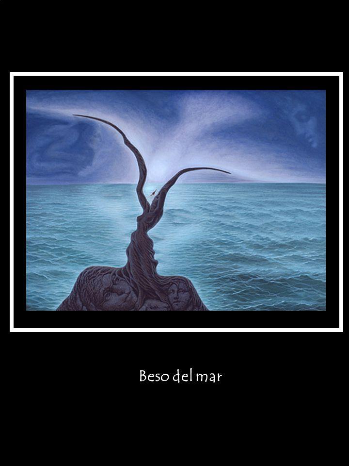 Beso del mar