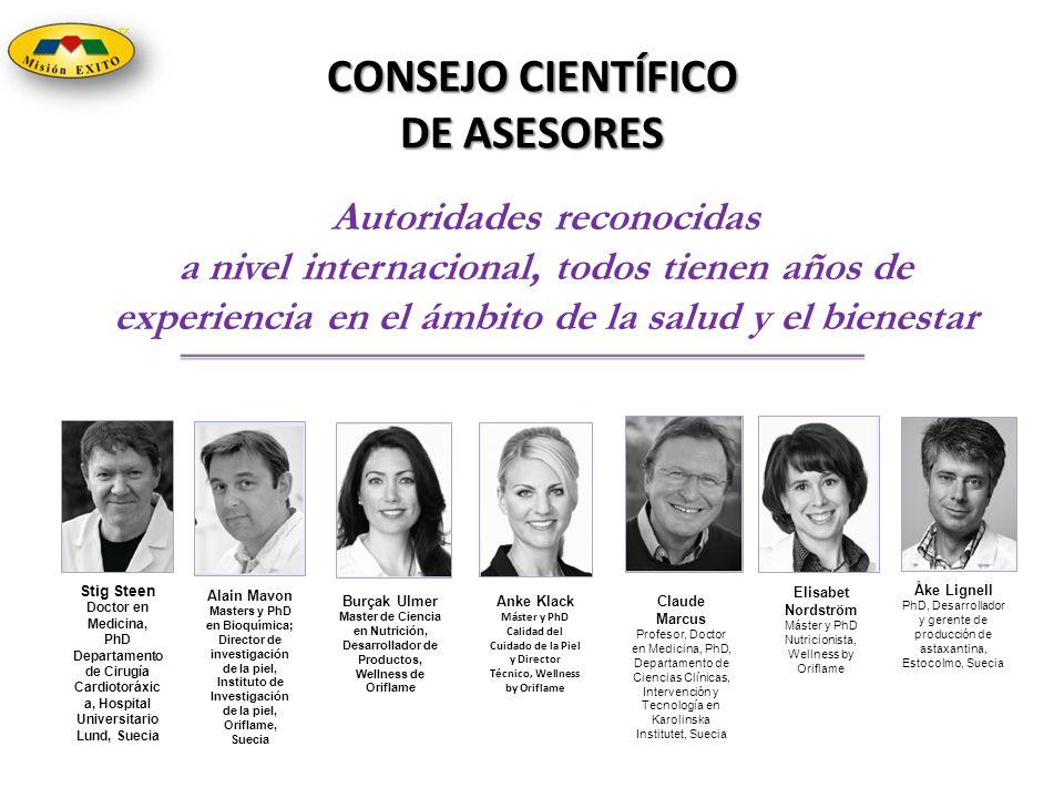 CONSEJO CIENTÍFICO DE ASESORES