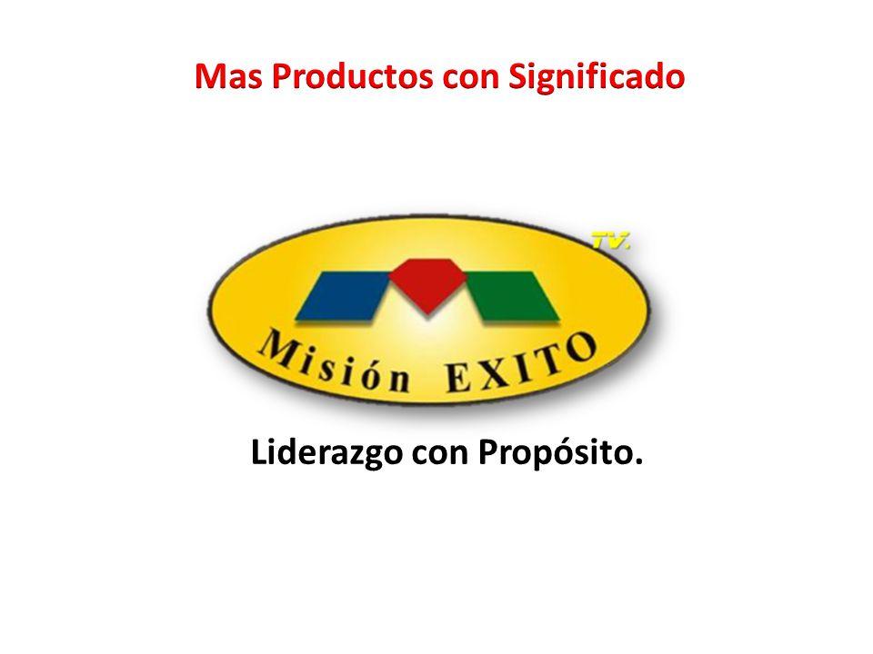 Mas Productos con Significado Liderazgo con Propósito.