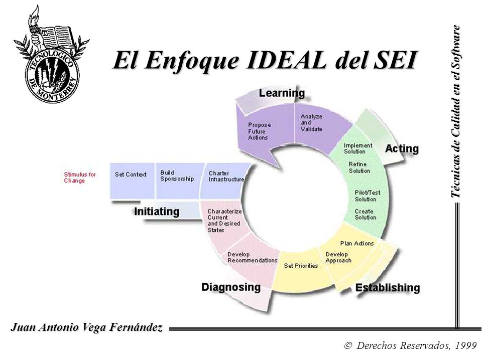 El Enfoque IDEAL del SEI