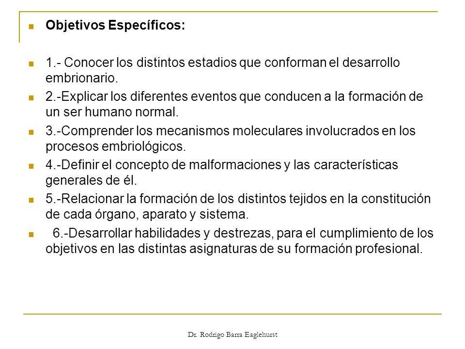 Dr. Rodrigo Barra Eaglehurst