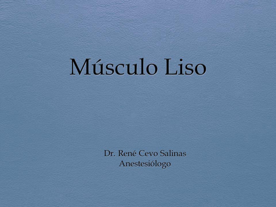 Dr. René Cevo Salinas Anestesiólogo