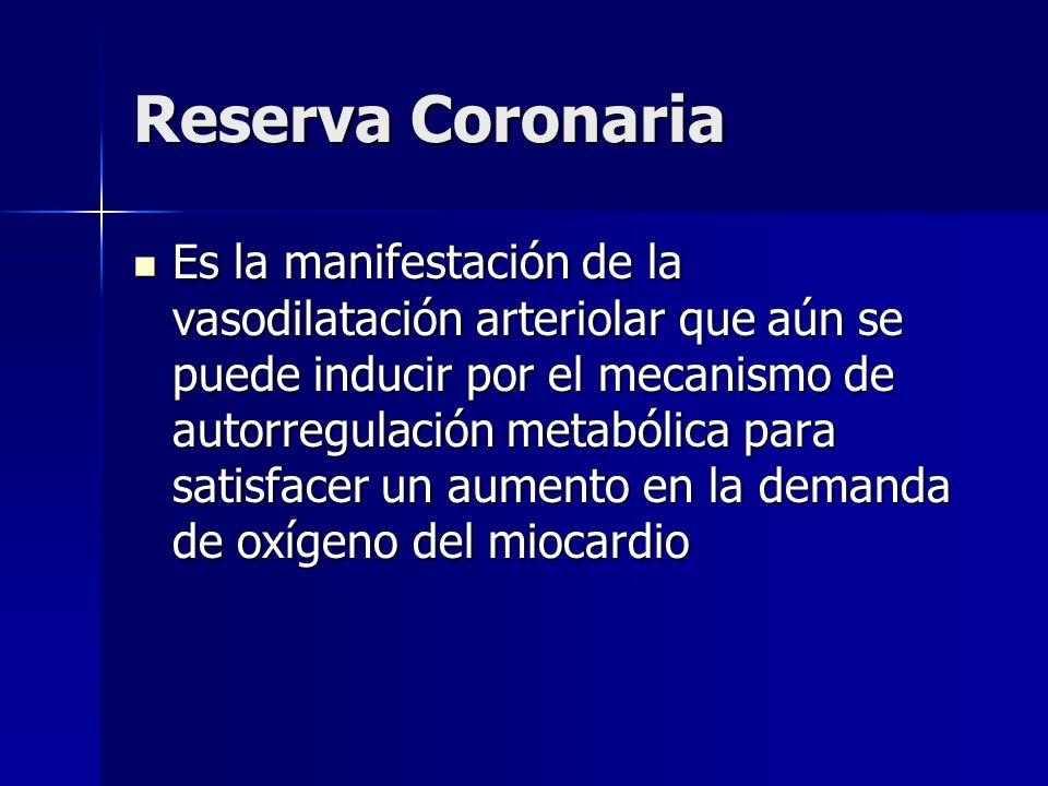 Reserva Coronaria