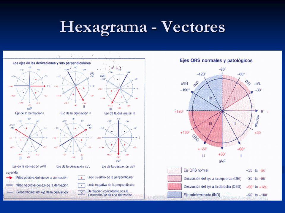 Hexagrama - Vectores