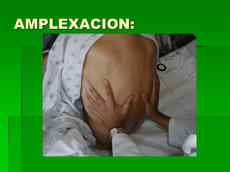 AMPLEXACION: