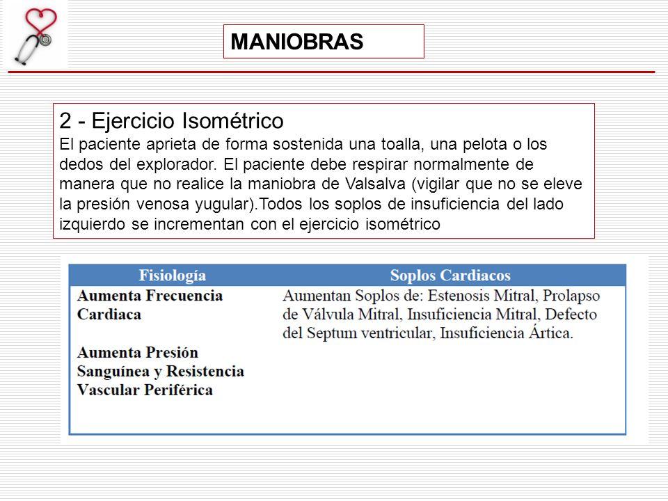 2 - Ejercicio Isométrico