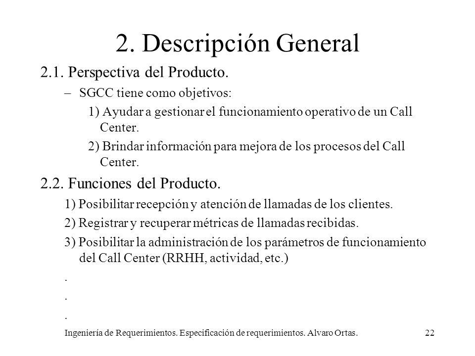 2. Descripción General 2.1. Perspectiva del Producto.