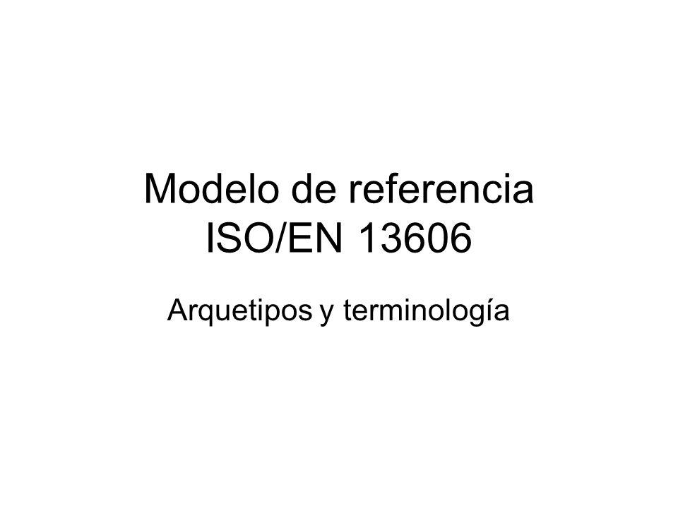Modelo de referencia ISO/EN 13606