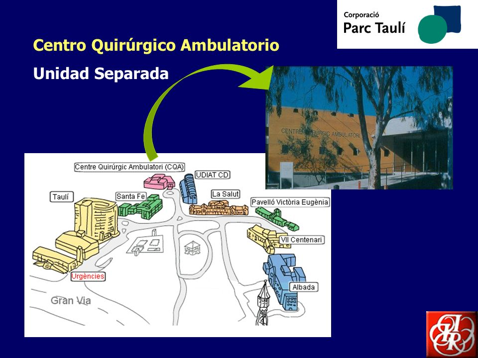 Centro Quirúrgico Ambulatorio
