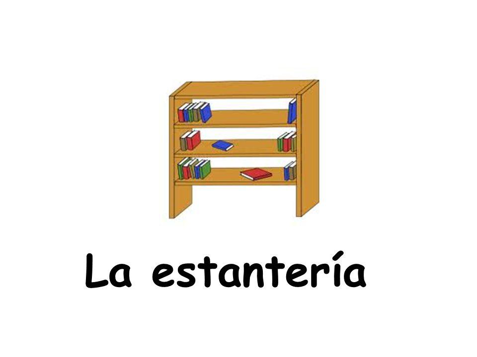 La estantería