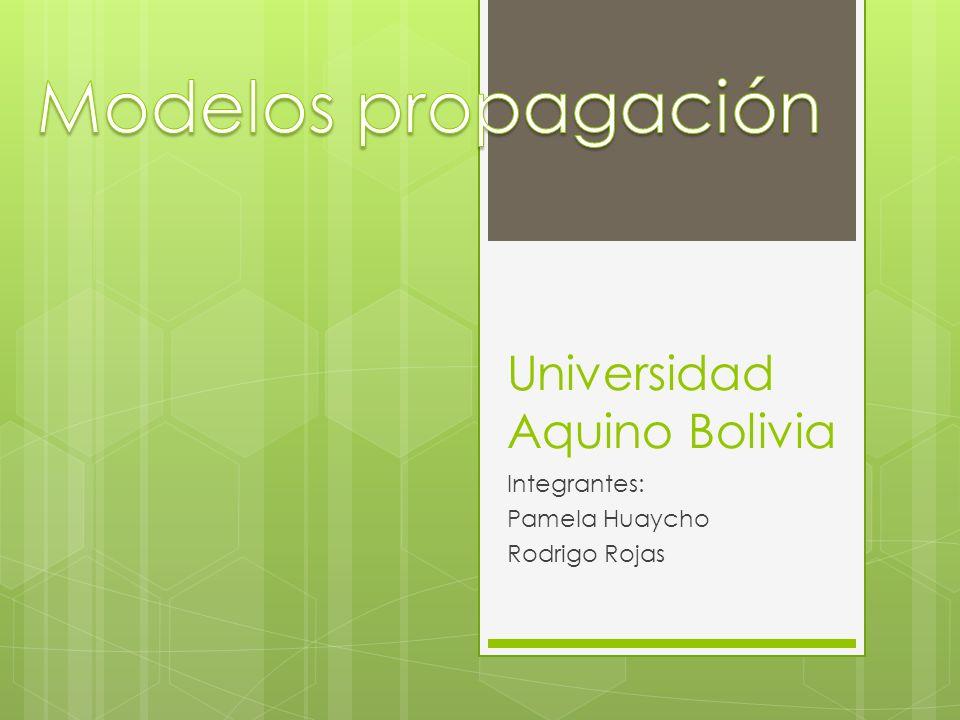 Universidad Aquino Bolivia