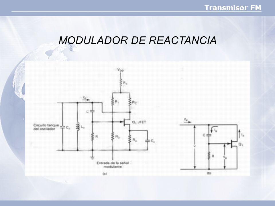 MODULADOR DE REACTANCIA