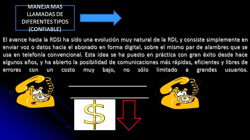 MANEJA MAS LLAMADAS DE DIFERENTES TIPOS (CONFIABLE)