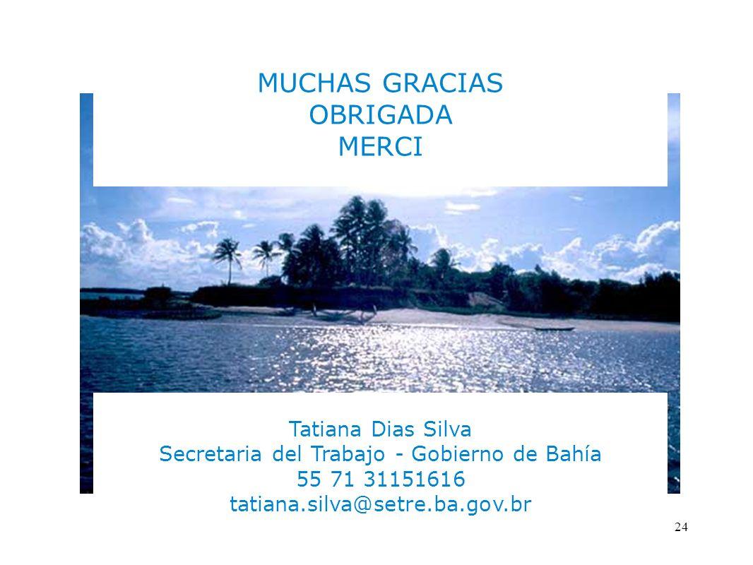 Secretaria del Trabajo - Gobierno de Bahía