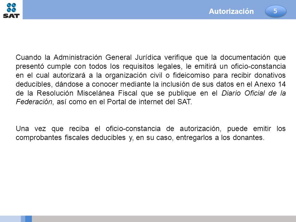 Autorización 5.
