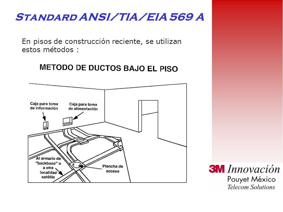 Standard ANSI/TIA/EIA 569 A