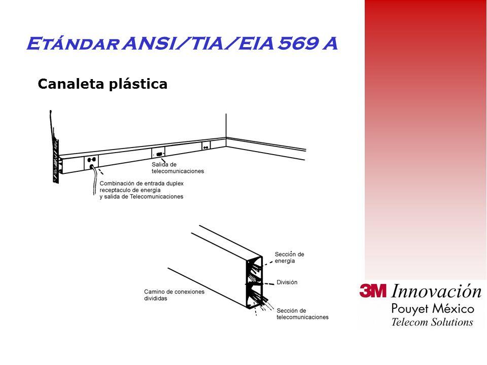 Etándar ANSI/TIA/EIA 569 A