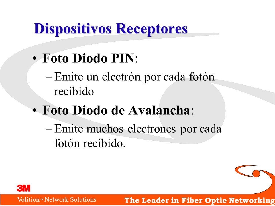 Dispositivos Receptores