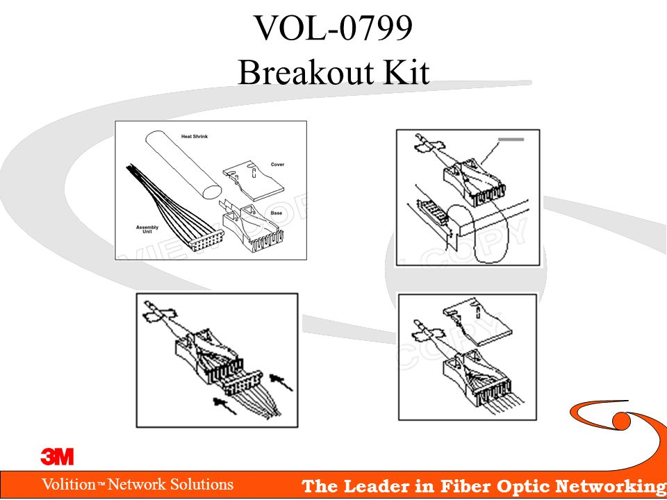 VOL-0799 Breakout Kit