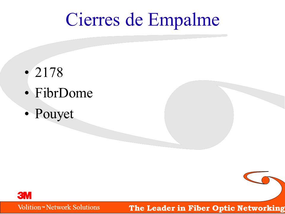 Cierres de Empalme 2178 FibrDome Pouyet