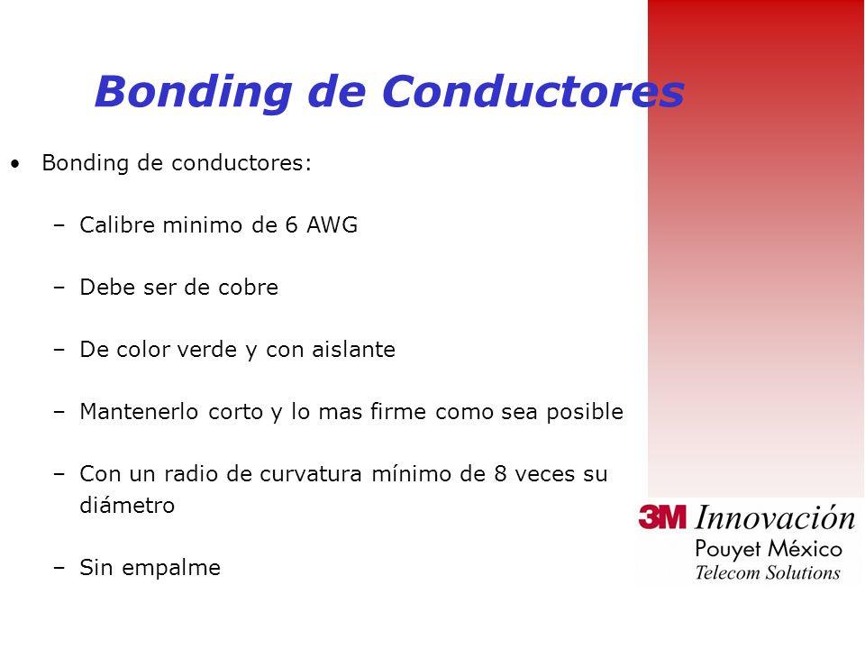 Bonding de Conductores