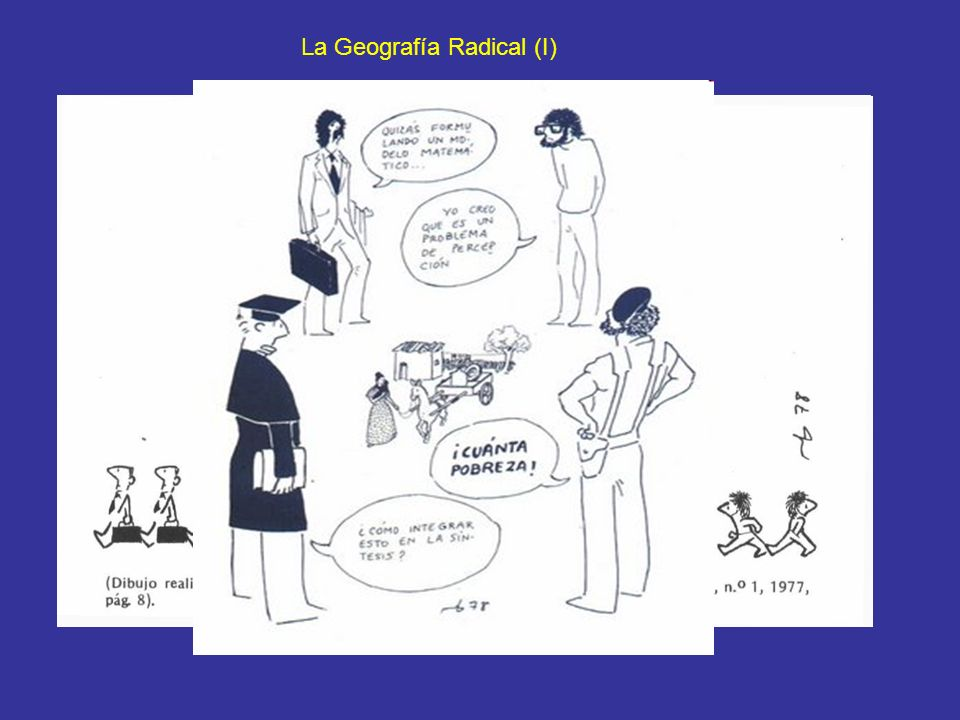 La Geografía Radical (I)