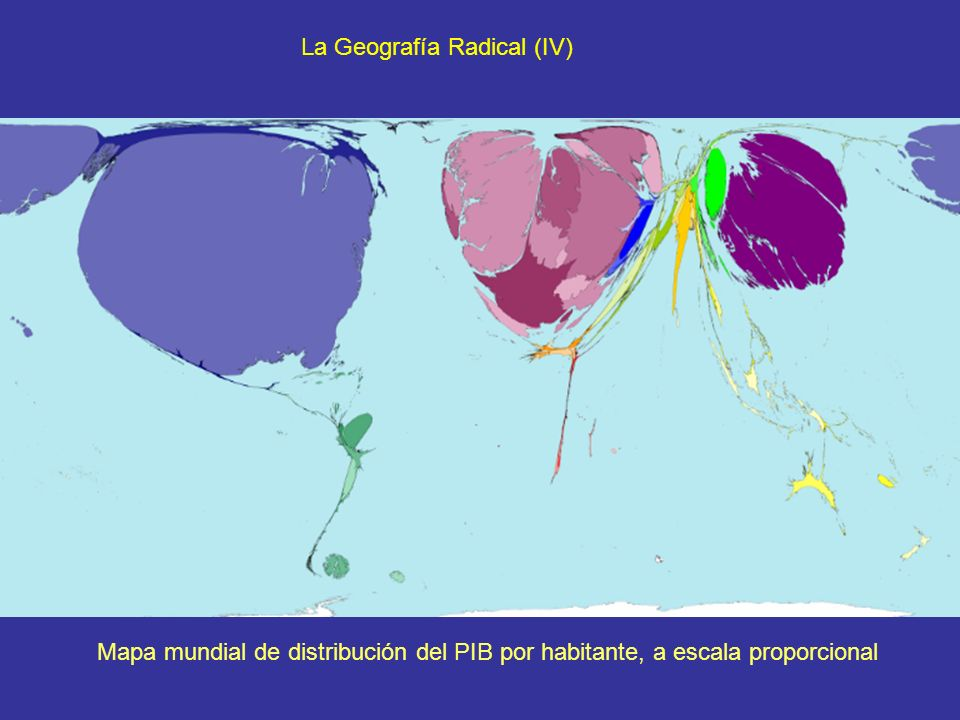 La Geografía Radical (IV)