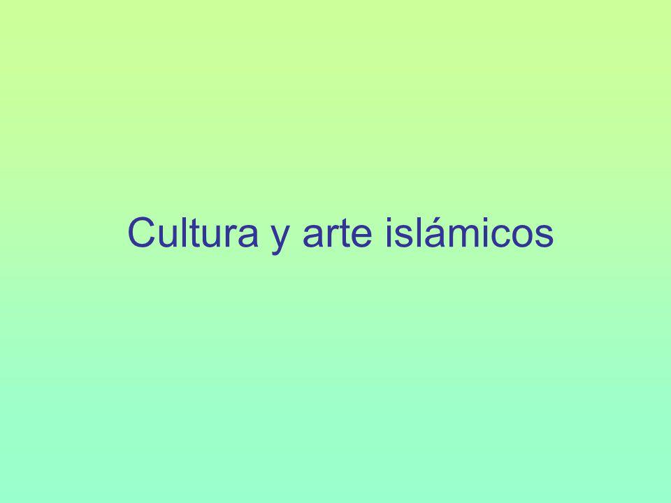 Cultura y arte islámicos