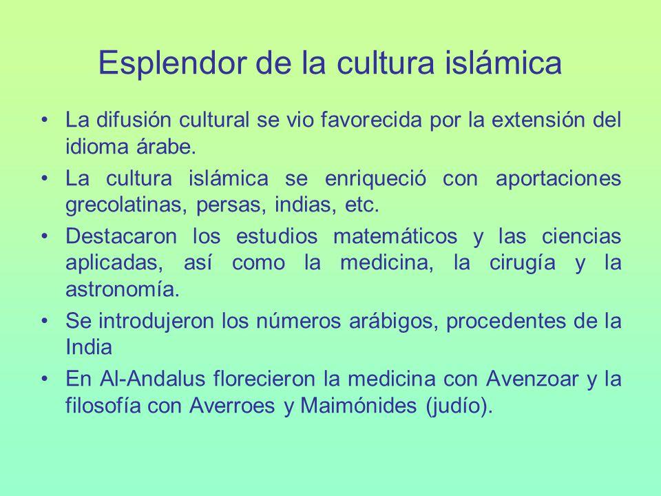 Esplendor de la cultura islámica