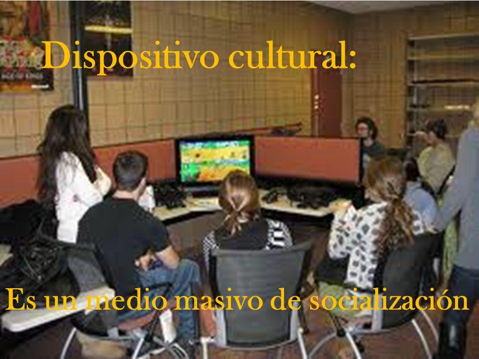 Dispositivo cultural: