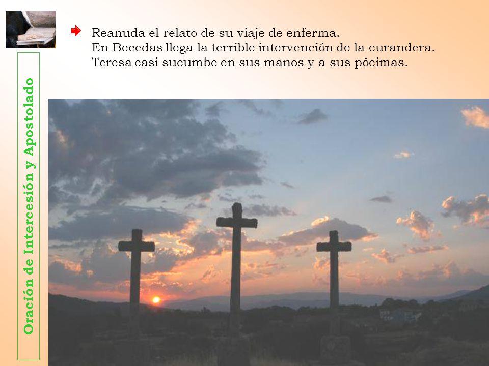 Oración de Intercesión y Apostolado