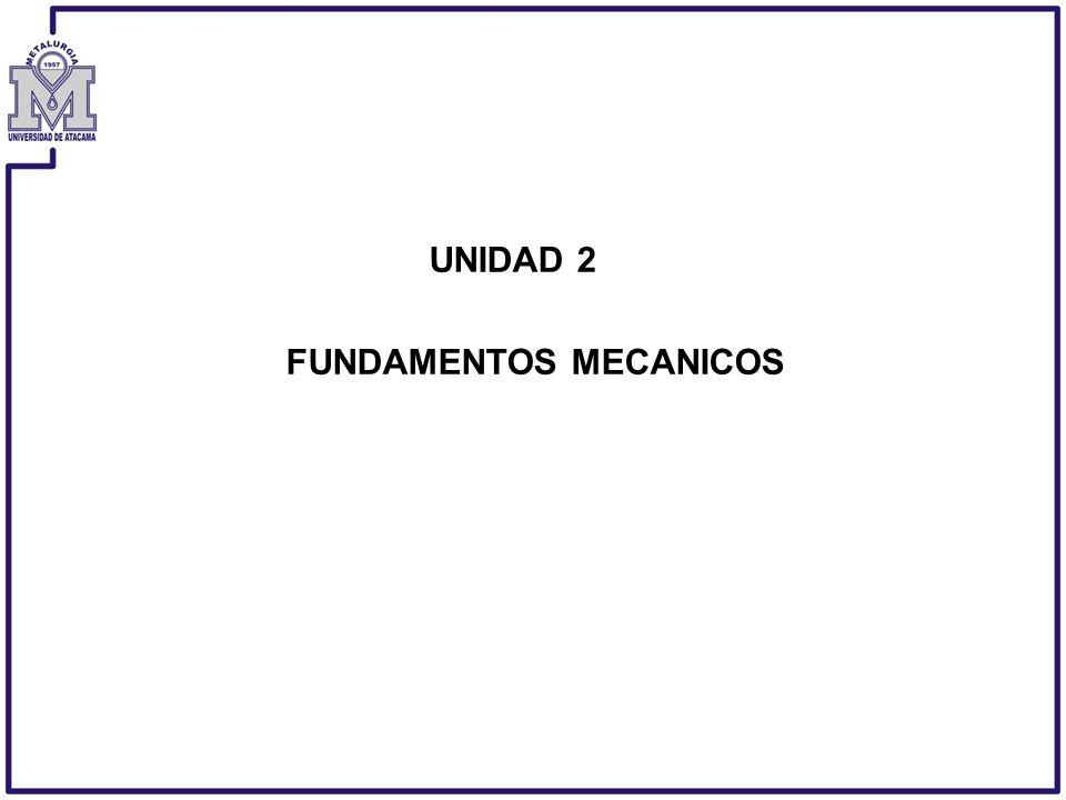 FUNDAMENTOS MECANICOS