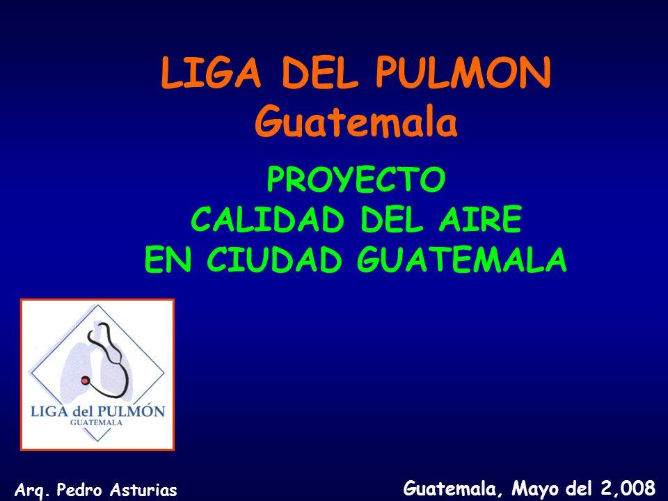 LIGA DEL PULMON Guatemala