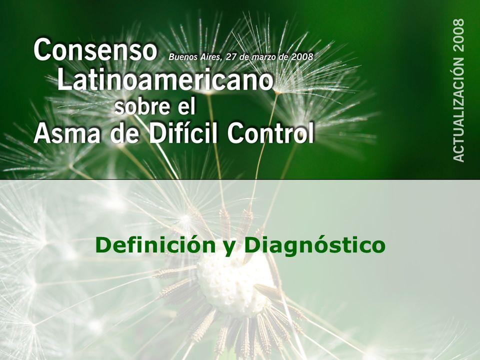 Definición y Diagnóstico