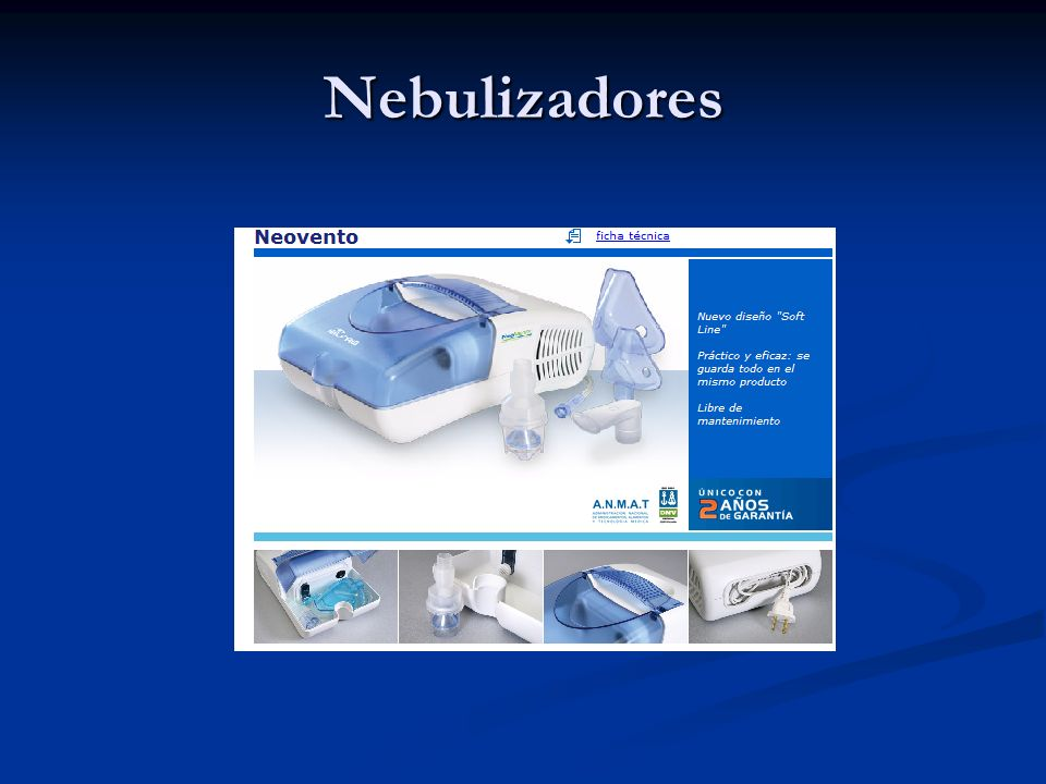 Nebulizadores