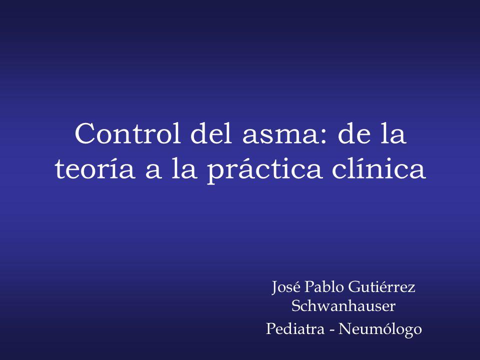 Control del asma: de la teoría a la práctica clínica