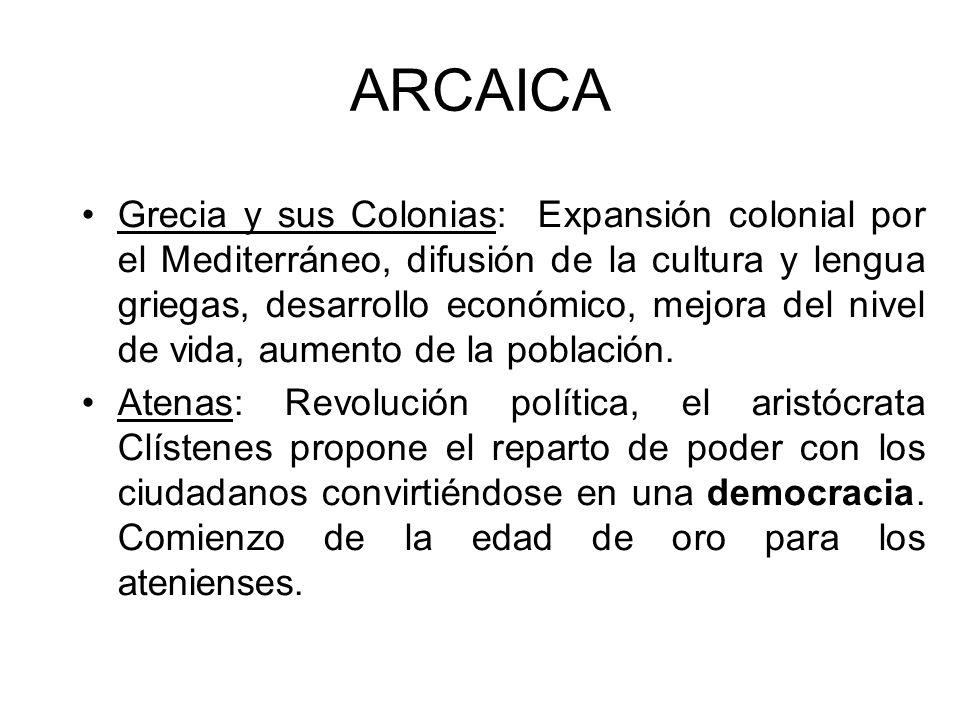 ARCAICA