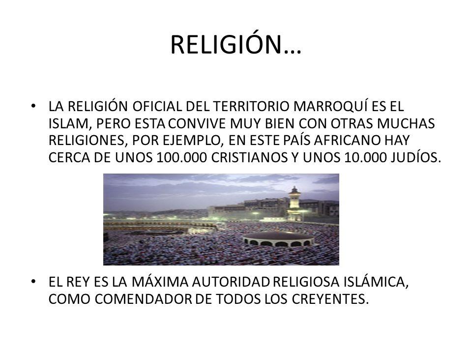 RELIGIÓN…