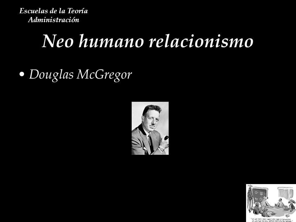 Neo humano relacionismo