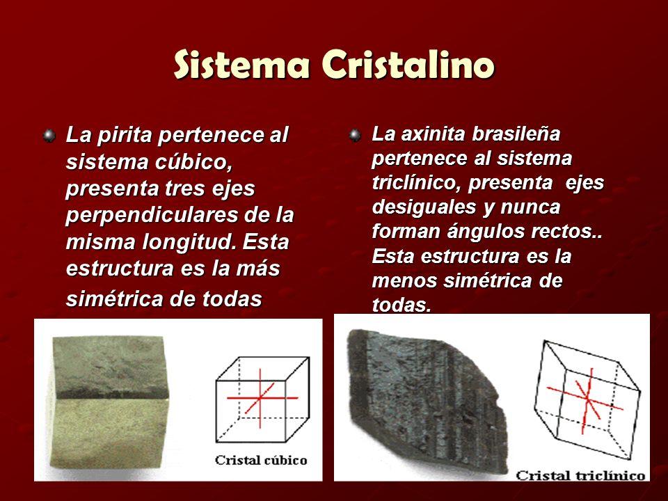 Sistema Cristalino