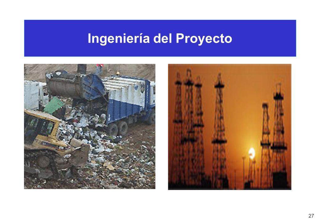 Ingeniería del Proyecto