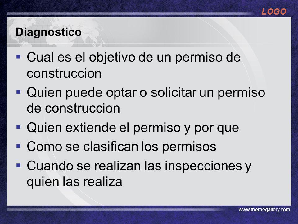 Cual es el objetivo de un permiso de construccion