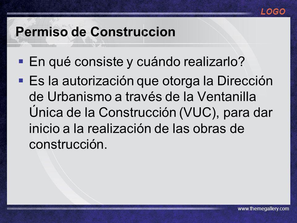 Permiso de Construccion