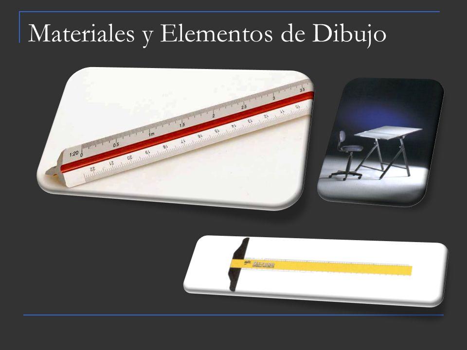 Materiales y Elementos de Dibujo