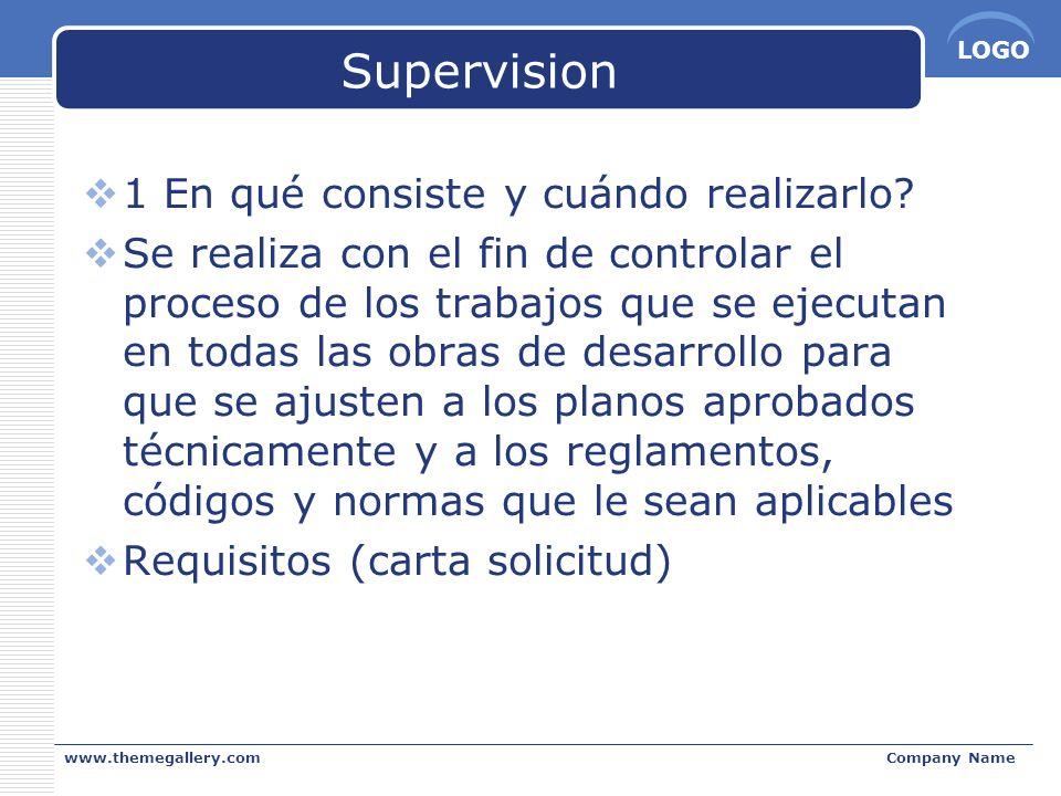 Supervision 1 En qué consiste y cuándo realizarlo