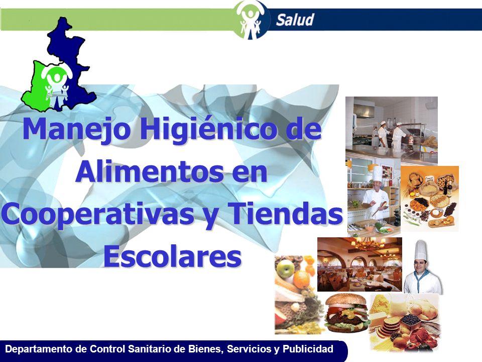 Alimentos en Cooperativas y Tiendas