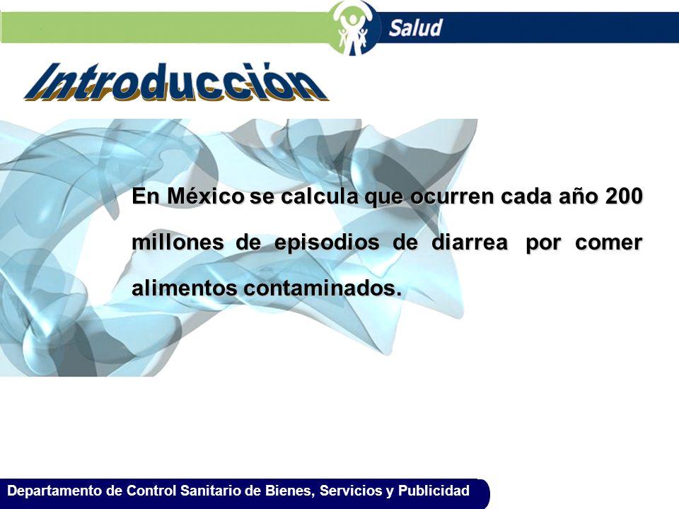 Introducción En México se calcula que ocurren cada año 200